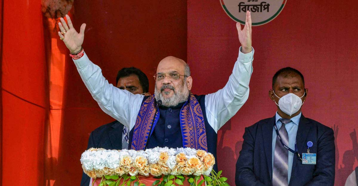 Amit Shah assures statehood to Jammu and Kashmir at appropriate time