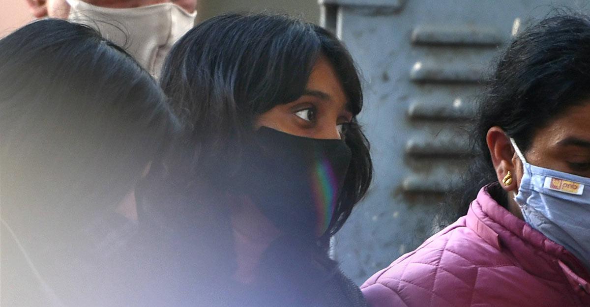 Toolkit case: Delhi court sends Disha Ravi to 3-day judicial custody
