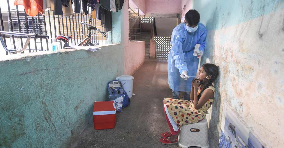 Two highly mutated variants detected in Kerala, Maharashtra and Telangana, says Centre