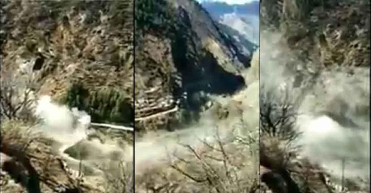 Uttarakhand glacier burst: 7 bodies recovered, over 150 missing