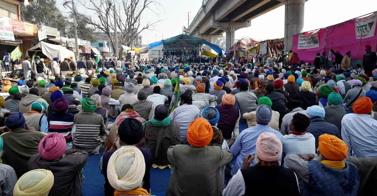 Protesting farmer kills self, blames Modi govt in suicide note