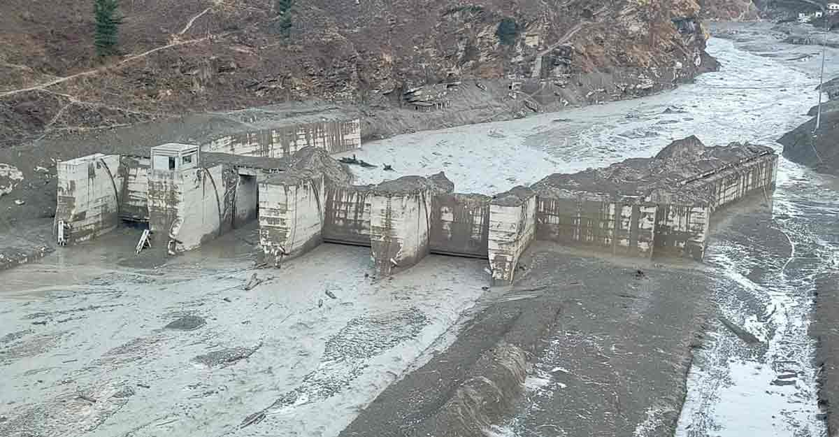 Uttarakhand flash floods due to hanging glacier collapse: initial study by institute