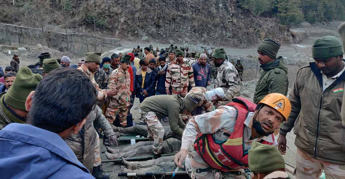 Uttarakhand disaster: Death toll rises to 32, search and rescue operation still on