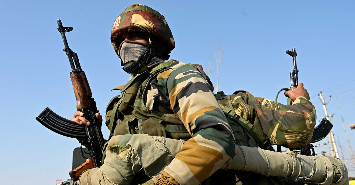 BSF foils Pak attempt to drop arms by drones along IB in Jammu   India News    Onmanorama