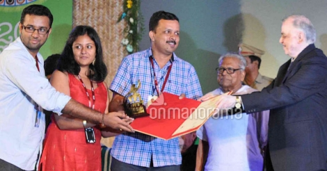 Manoramaonline wins IFFK media award for online reporting