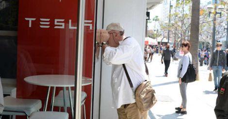 India-bound Tesla Model 3 unveiled