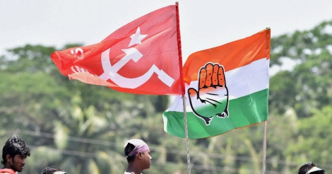 Kerala CPM leader says will vote for Congress to defeat BJP