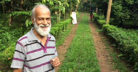 Veteran actor Raghavan to promote organic farming