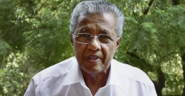 As Pinarayi chooses to cling to the cross