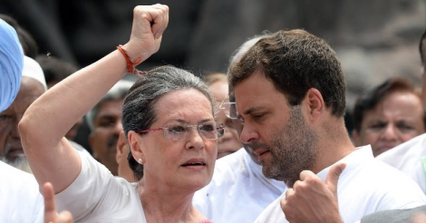 As Congress opens new battle front to take on BJP