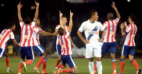 Atletico de Kolkata drub Mumbai 3-0 in ISL opener