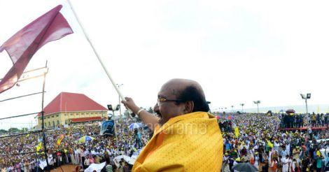 Bharat Dharma Jana Sena of SNDP