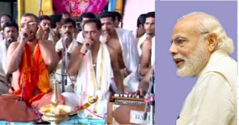Abusive video shot against temple-backdrop only shows blind hatred for Modi -