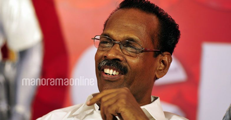 Excise Minster TP Ramakrishnan