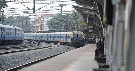 Punalur-Palakkad Palaruvi Express to chug off on April 19