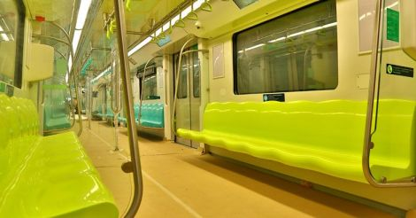 Check out the 10 novelties onboard Kochi Metro