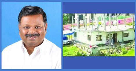 Has Devikulam MLA encroached government land?