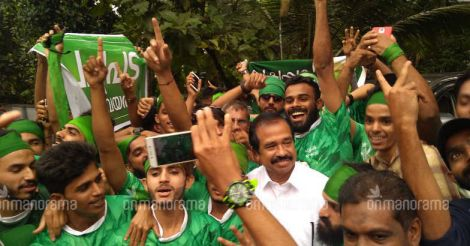 In defeat, LDF flaunts moral victory by denting an IUML bastion