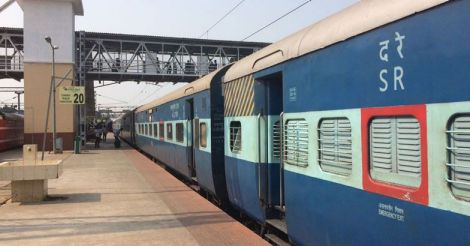 Woman, daughter drugged and robbed in Sabari Express