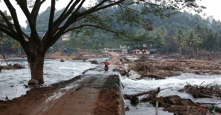 Did Kerala's dams exacerbate its once-in-century floods?