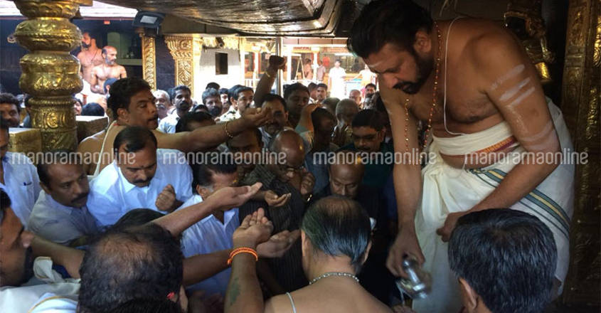 More women activists heading to Sabarimala? Kerala Police step up security