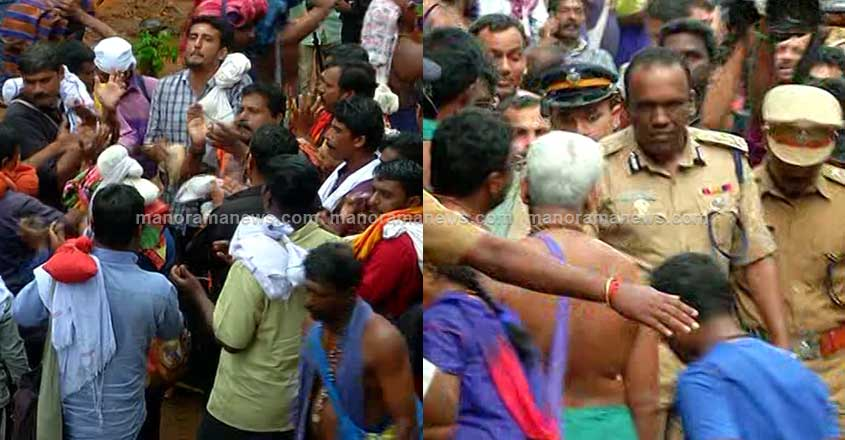 Sabarimala stand-off: Turned away by cops, Manju vows to return soon