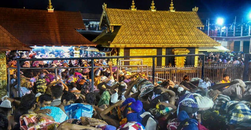 TDB backtracks on move to file report on Sabarimala situation in SC