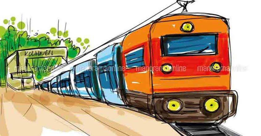 Kerala rain hits train traffic, Alappuzha track shut, Kozhikode-Shoranur route closed