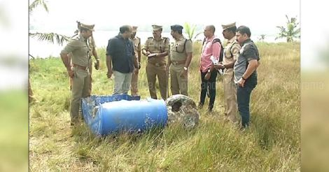 How Kochi's Holmes nailed concrete barrel murderer with a screw