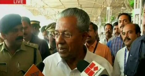 Some people want me to die, they spread canards about my health: Pinarayi