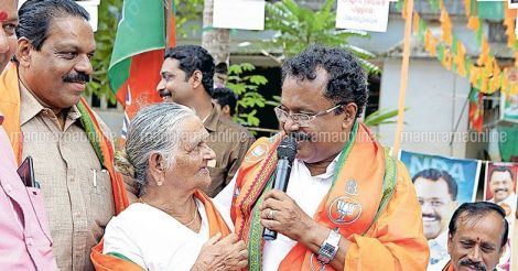 Why Chengannur bypoll is a litmus test for BJP