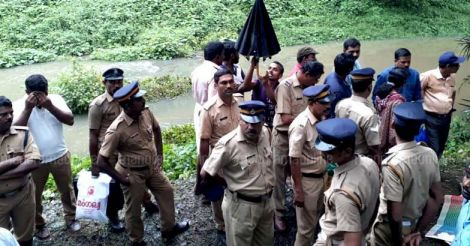 Kevin's body found in a stream in Thenmala