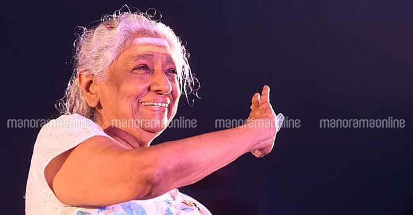 Singer S Janaki undergoes surgery for hip fracture