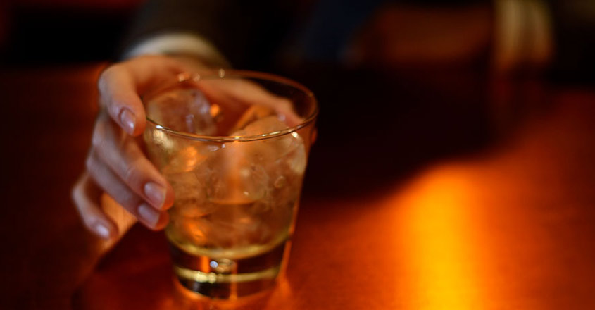 Column | Don't fuel the fire: Alcohol dependence is the real issue