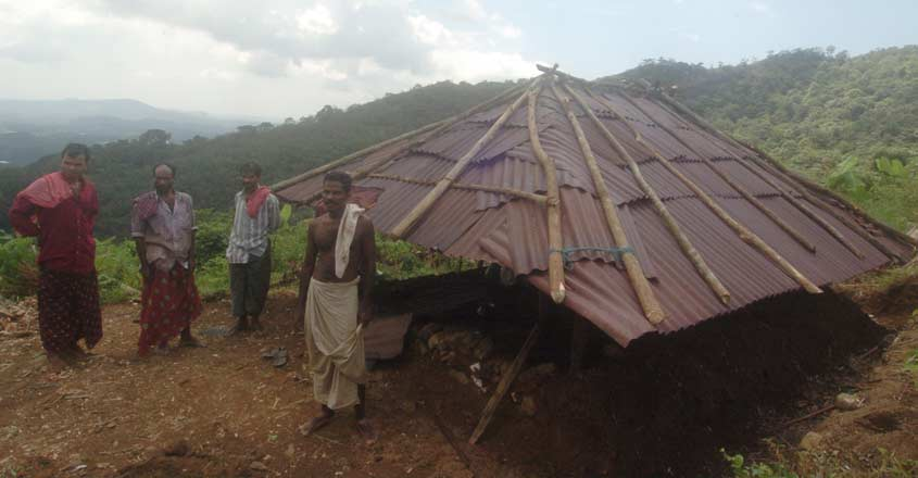 Leakage in tribal houses points to shoddy work, diversion of funds