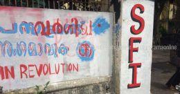 SFI vs SFI: Criminal clique finds political patronage for a reason