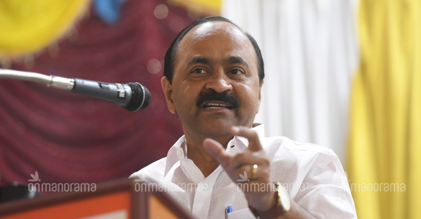 Kerala budget shows Right turn of Left, what happened to you: Satheesan to Isaac