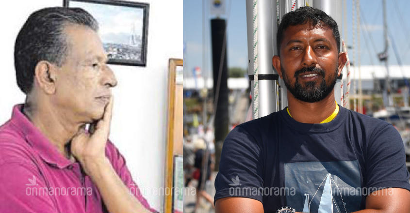 71 hours at sea: Commander Abhilash Tomy recounts his epic struggle
