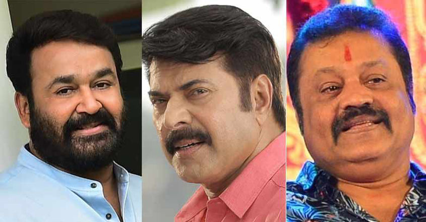 Will Mammootty, Mohanlal and Suresh Gopi take the LS poll plunge?
