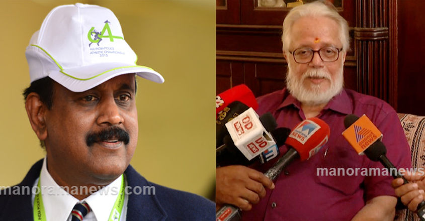Now Govindachamy can also be picked, Senkumar fumes after Padma for Nambi