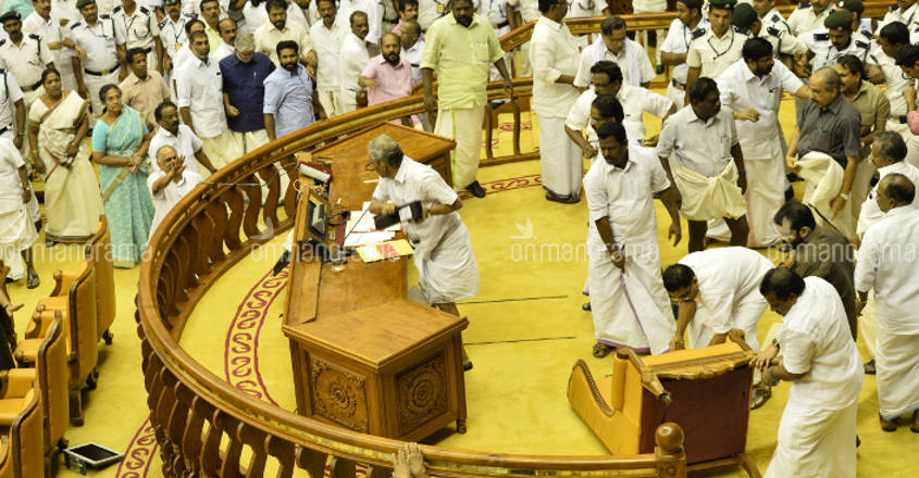 Budget Day Mayhem: Court rejects plea to withdraw cases. Jayarajan, Jaleel to appear before court