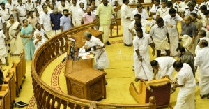 Kerala HC refuses to stay summons issued to 2 ministers in assembly ruckus case