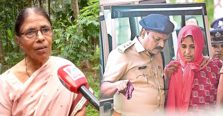 Koodathayi murders: Mathew Manjadiyil's wife says he never boozed with Jolly