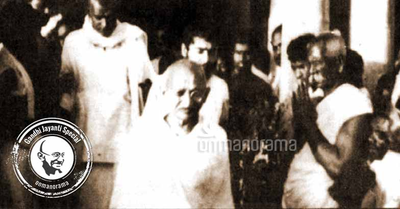 The five visits Gandhiji made to Kerala