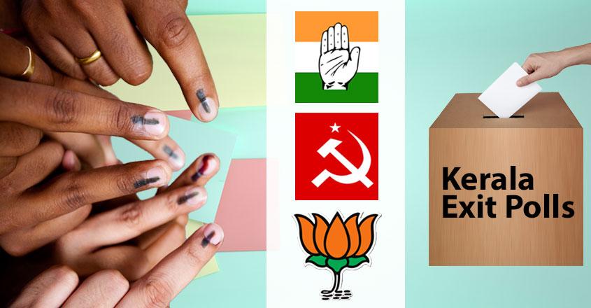 UDF - 3, LDF - 2, NDA -0: Manorama News - Karvy exit poll prediction in Kerala byelection