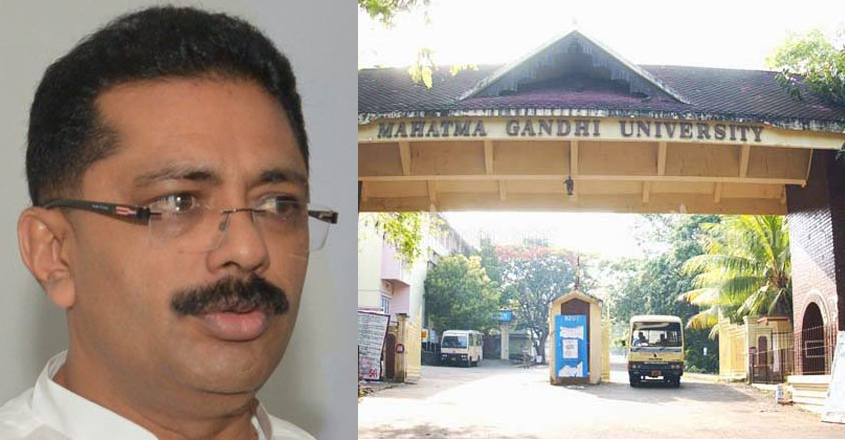 Jaleel admits giving marks to student with 'fire in the eye', Satheesan ridicules it