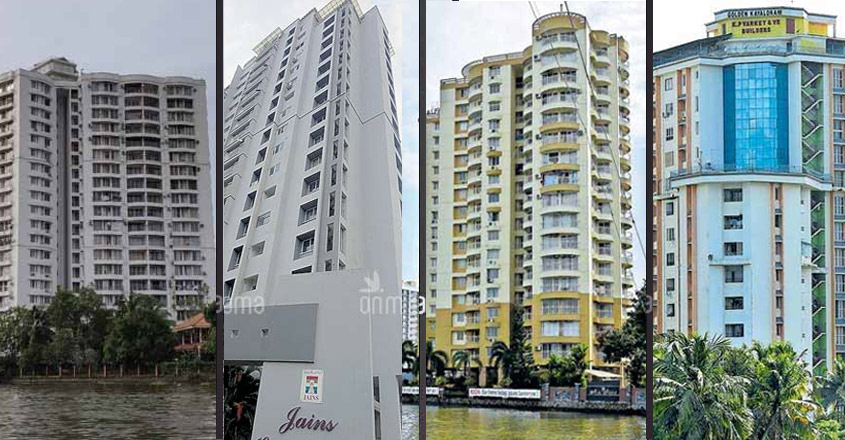 Former members of Maradu Panchayat to depose over shady sanction for flats