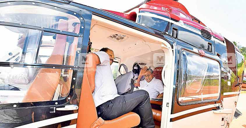 Rs 4L & 300-men security cover: What it took to bring CM Pinarayi for an inauguration