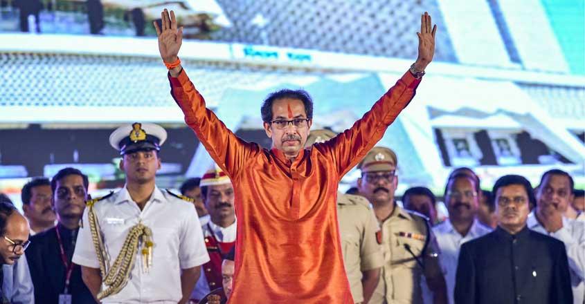 Maharashtra govt will walk in footsteps of Shivaji: Uddhav