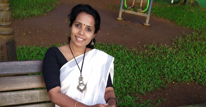 At 42, Neena George, who dropped out of Class 10, all set to enrol as an advocate